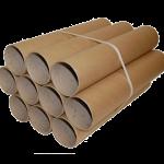 Tubos de cartón