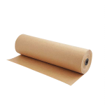 Bobina de papel con fondo transparente
